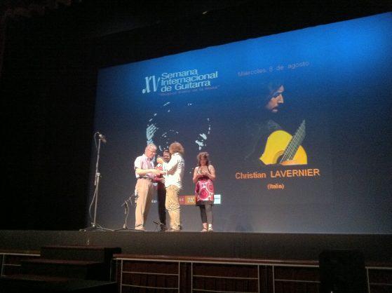Lavernier Premio Spagna