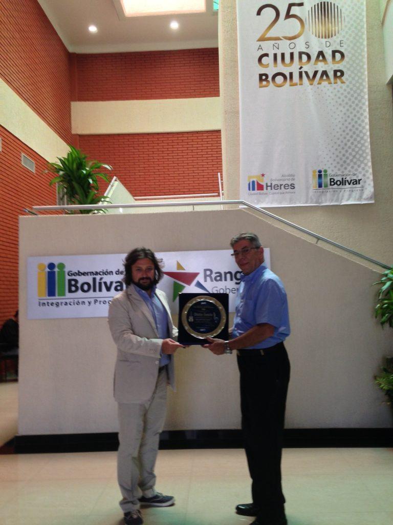 Lavernier Premio Venezuela
