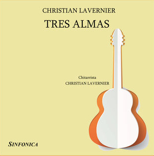 Christian Lavernier Tres Almas Sinfonica