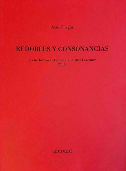 Azio Corghi Redobler y consonancias per la Soñada di Christian Lavernier