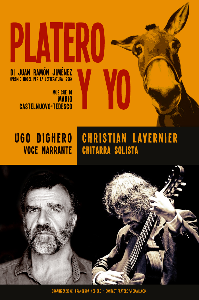 Platero y yo Christian Lavernier Ugo Dighero