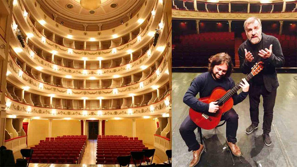 Lavernier Dighero Teatro Camogli 2017