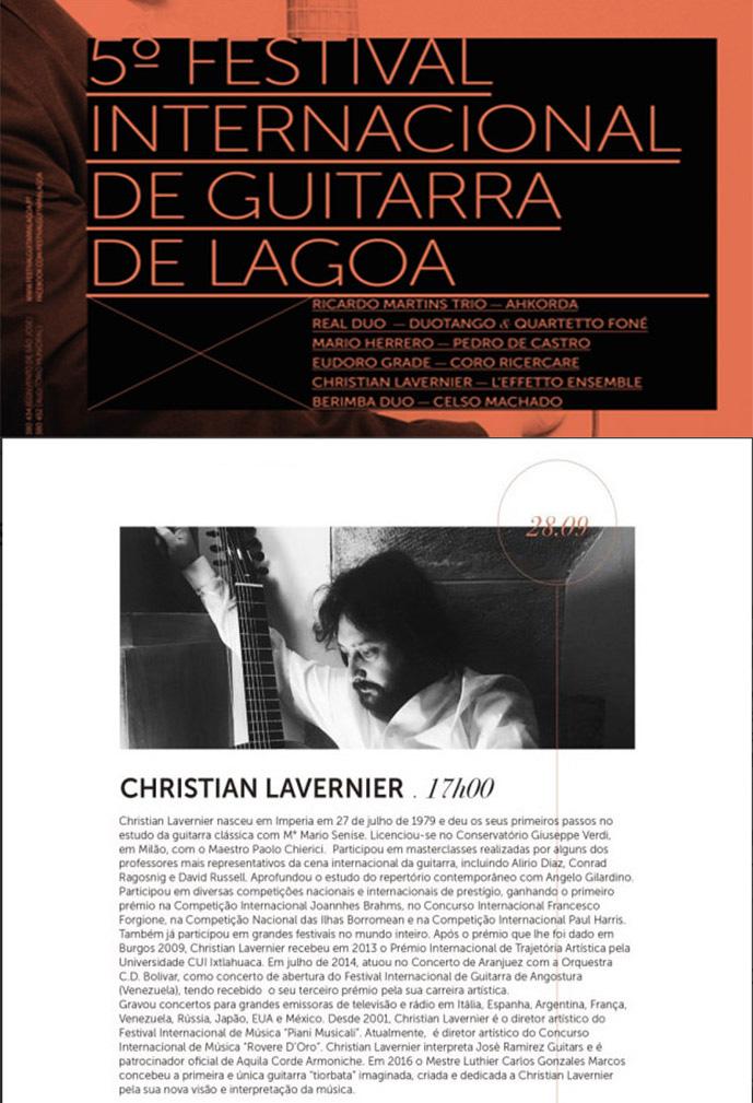 Lavernier Lagoa Festival 2018
