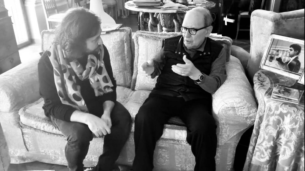 Christian Lavernier & Ennio Morricone